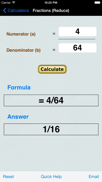 Decimal to Fraction Converter+ screenshot-4