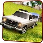 Camper Van Offroad 4x4 camion icon