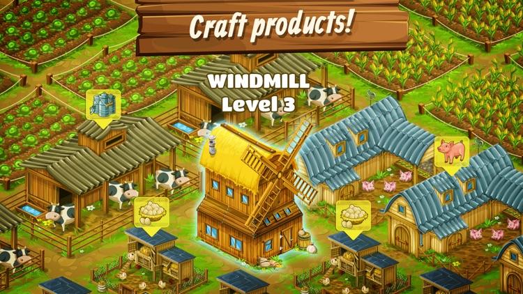 Big Farm: Mobile Harvest screenshot-7