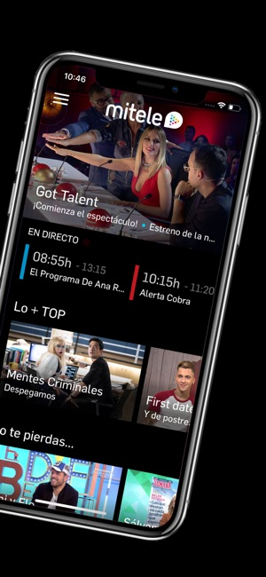 Mitele - TV a la carta on the App Store