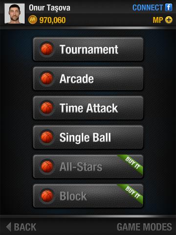 Real Basketball для iPad
