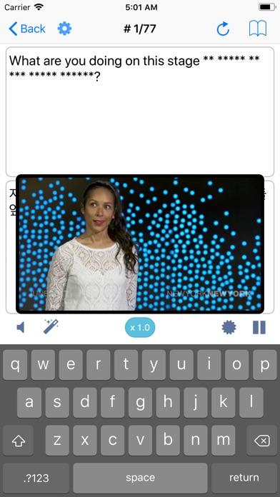 Screenshot for TEDICT in Japan App Store