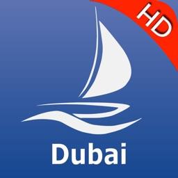 Dubai GPS Nautical charts pro
