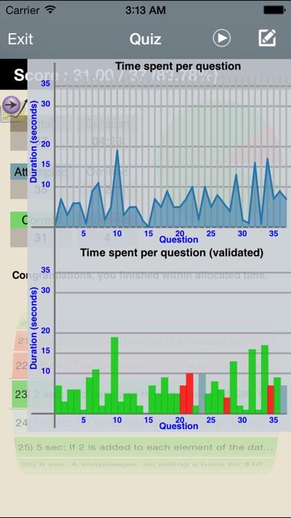 SAT Math Lite screenshot-4