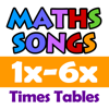 Maths Songs: Times Tables 1x ~ 6x