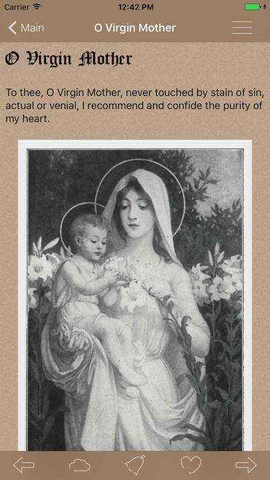 Catholic Short Prayers screenshot two