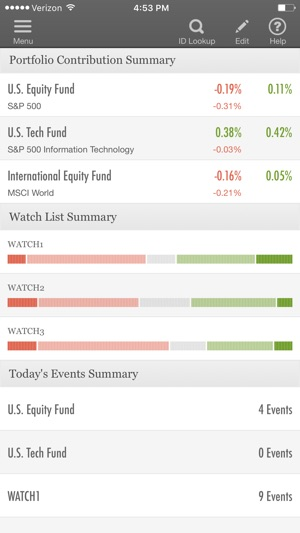 FactSet on the App Store