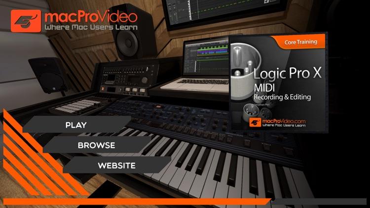 Course For Logic Pro X MIDI screenshot-0
