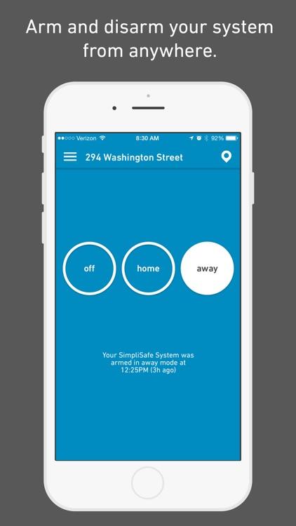 simplisafe home security app - Simplisafe Home Security