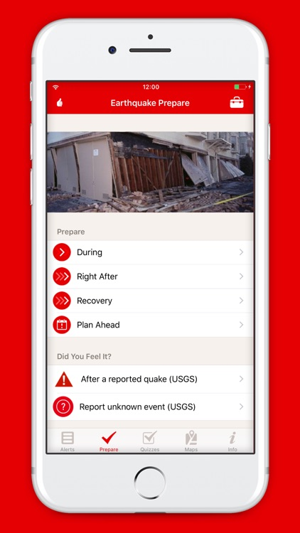 Earthquake: American Red Cross screenshot-3