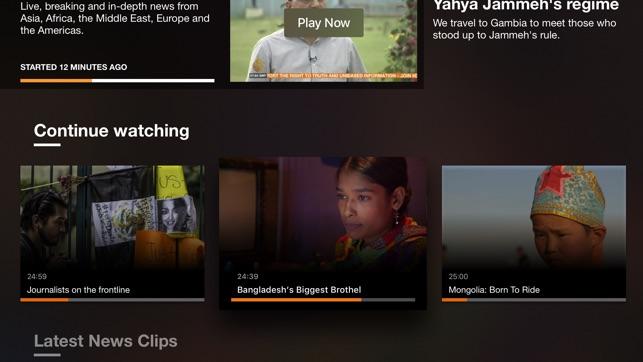 Al Jazeera English on the App Store