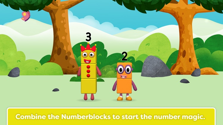 Numberblocks Hide and Seek screenshot-2