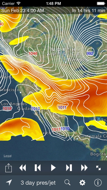 NOAA Dual Radar
