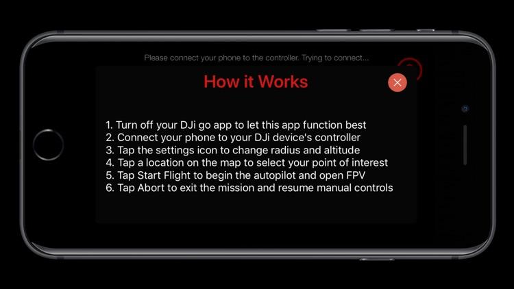 Zing Hotpoint - Drone POI Shot screenshot-3