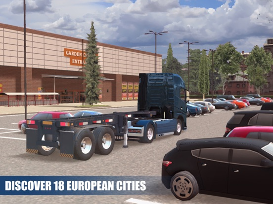 Truck Simulator PRO Europe screenshot 7