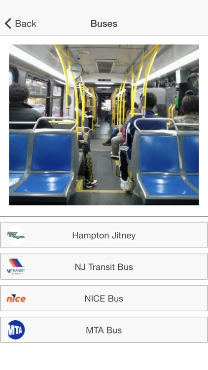 NYC Long Island NJ Transit Net screenshot-2