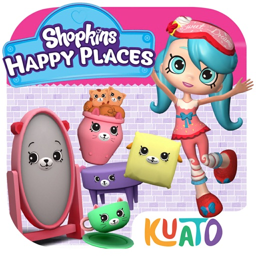 Shopkins Happy Places