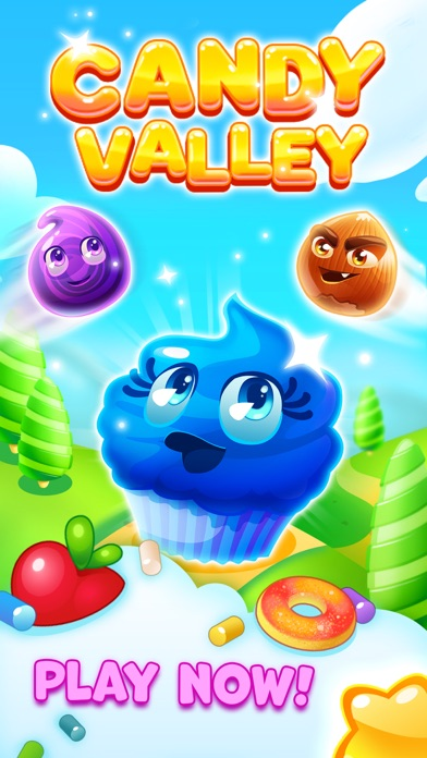 Candy Valley - Match 3 Puzzle Cheats (All Levels) - Best Easy Guides/Tips/Hints