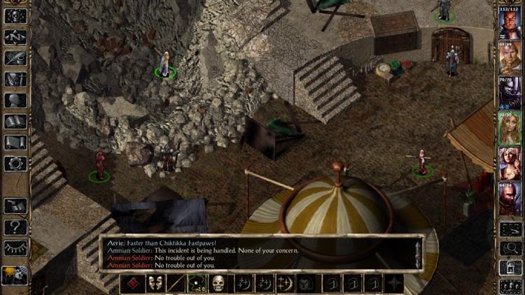 Baldur's Gate II: EE screenshot-0