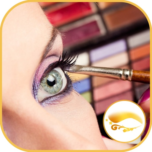 Eyelashes Photo Editor iOS App