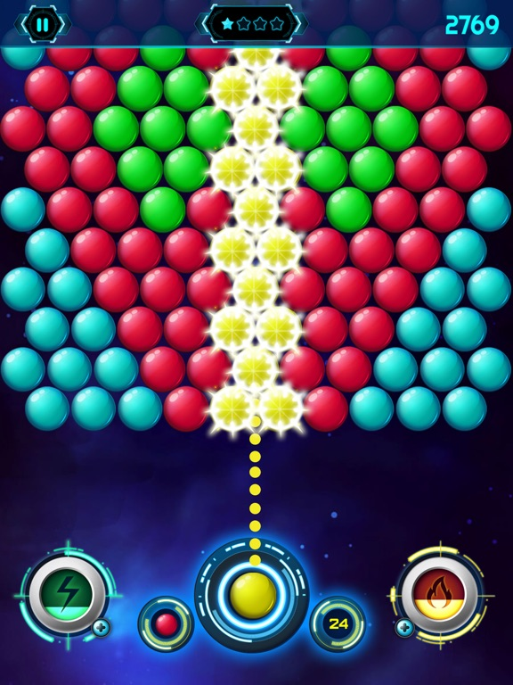 Bubble Shooter Blast Ball Pop screenshot 6
