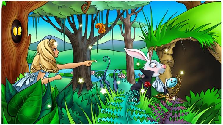 Alice in Wonderland Book screenshot-4