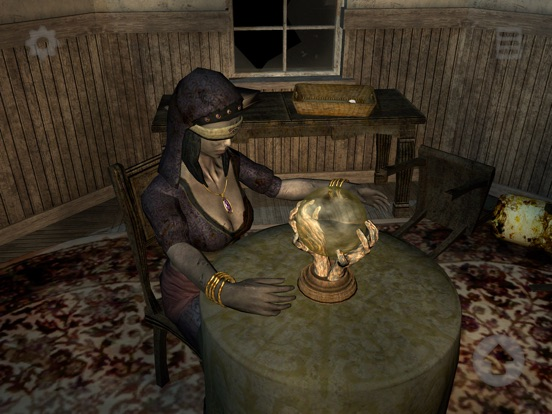 Screenshot 1 Lazaretto Horror Game