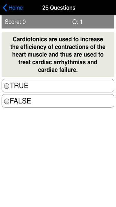 Learning Drug Classifications screenshot three