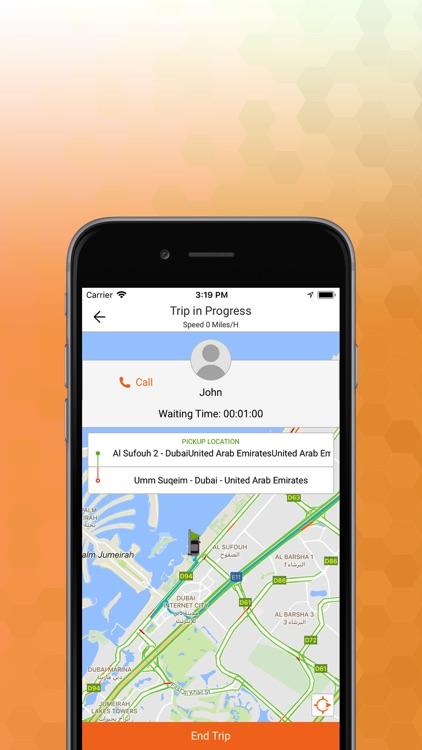 Destination Driver screenshot-3