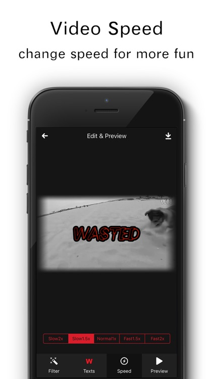 Wasted - Video Effects for GAT screenshot-4