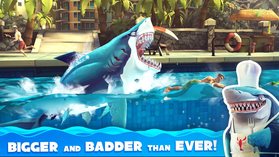 3 Minutes to Hack Hungry Shark World - Unlimited   TryCheat