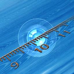 Optical Ruler