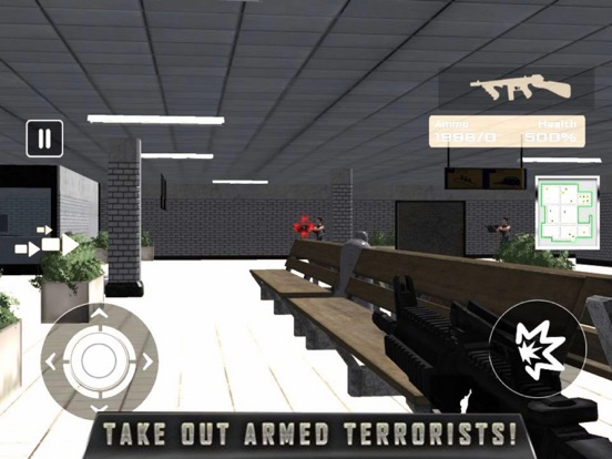 City Anti-terrorist Attack screenshot 4