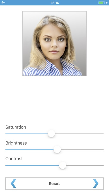 Biometric Passport Photo screenshot-5