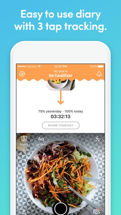 YouAte Food & Health Diary