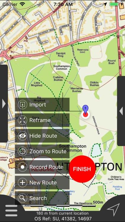 New Forest Maps Offline screenshot-9