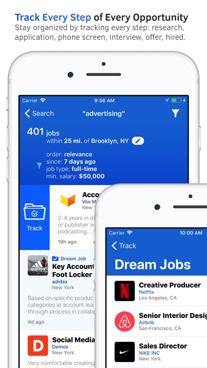 JobAware: Smarter Job Search