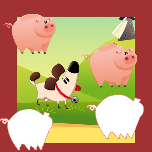 A Kids Game with Fun-ny Tasks: Animal-s & Happy Farm Heroes Play & Learn With You iOS App