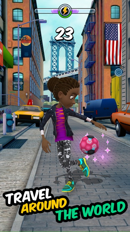 Kickerinho World screenshot-3