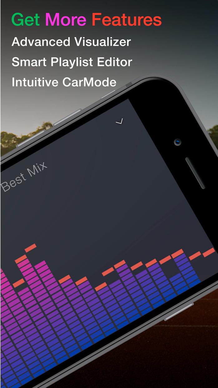 Equalizer + Pro Music Player Screenshot