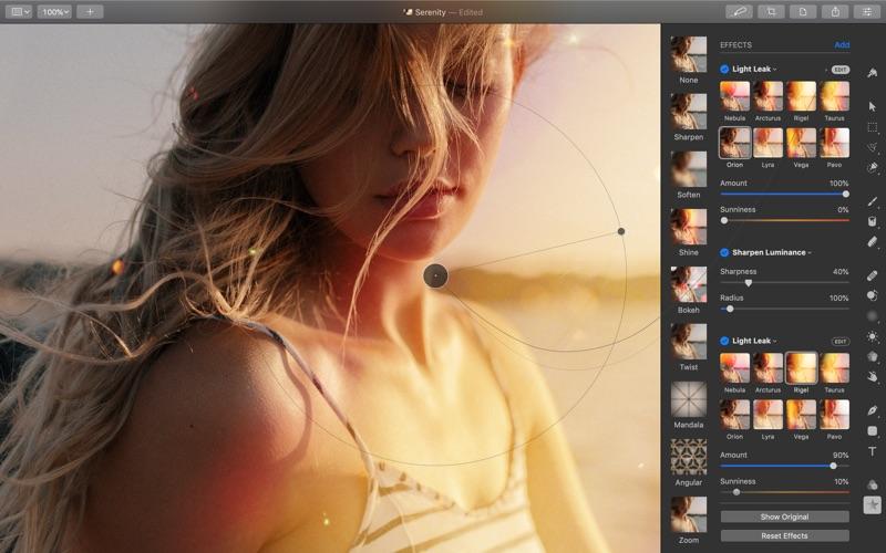 Screenshot #4 for Pixelmator Pro
