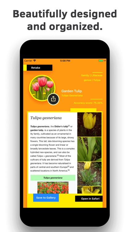 Plant Identification screenshot-3