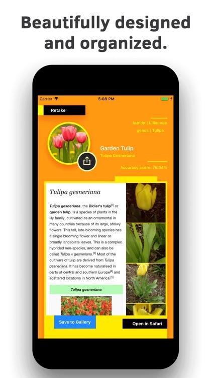 Plant Identification screenshot-3