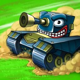 Merge Tanks - Idle Tycoon Mine