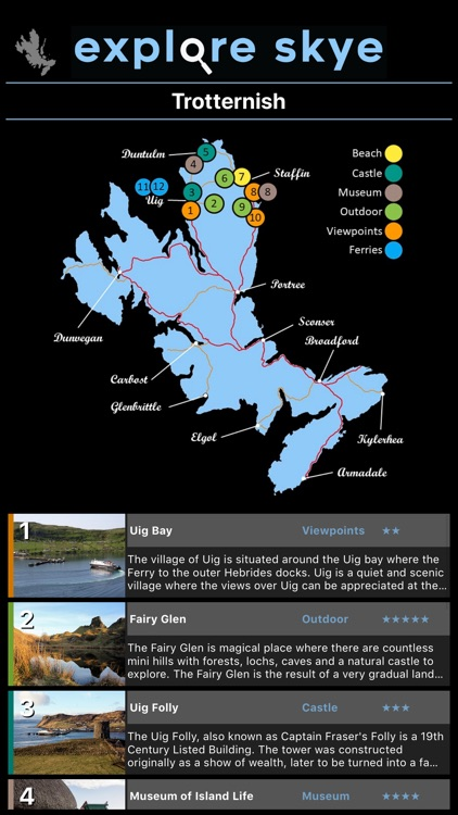 Explore Skye - Visitors Guide screenshot-4