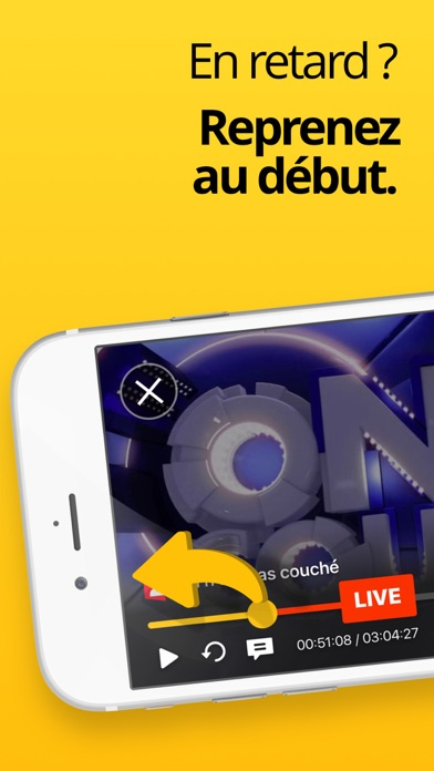 download Molotov - TV en direct, replay apps 3