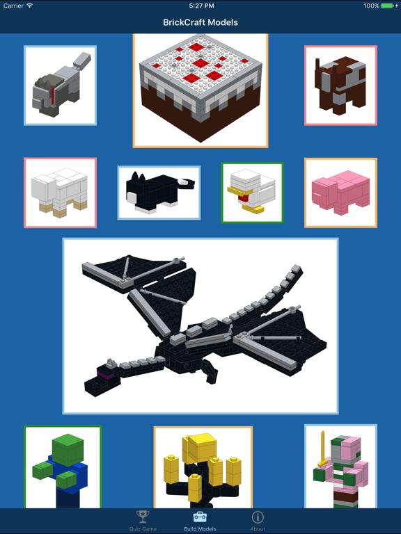 BrickCraft - Models and Quizのおすすめ画像2