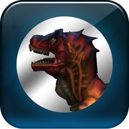 Reptilian Dragster Sick Race -  Wrecking Dinosaur Racing Adventure