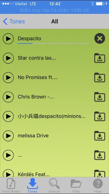 Ringtones Pro For iPhone