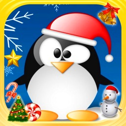 Snow Penguin Christmas Game